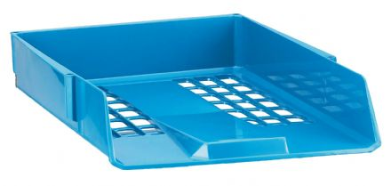 Basics Blue Letter Tray (single tray) - 1132BLUE